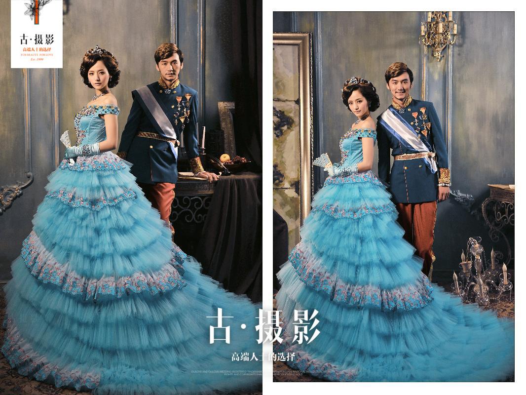 维也纳恋情 - 明星范 - 古摄影婚纱艺术-古摄影成都婚纱摄影艺术摄影网