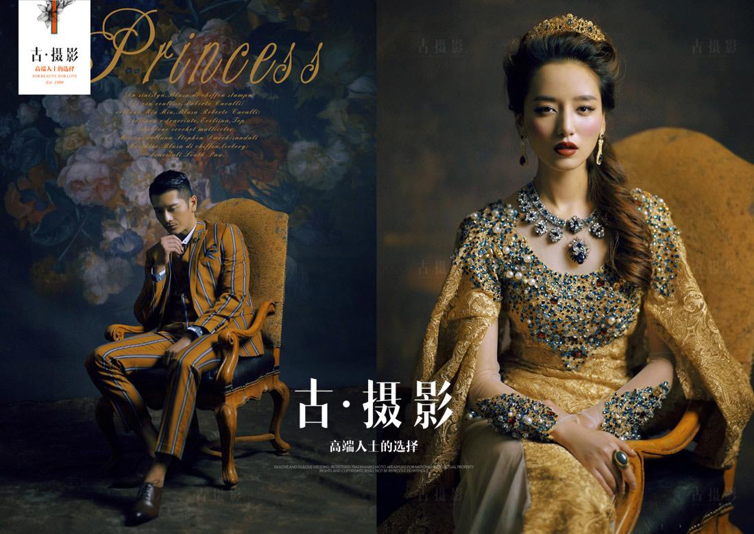 王妃 - 明星范 - 古摄影婚纱艺术-古摄影成都婚纱摄影艺术摄影网