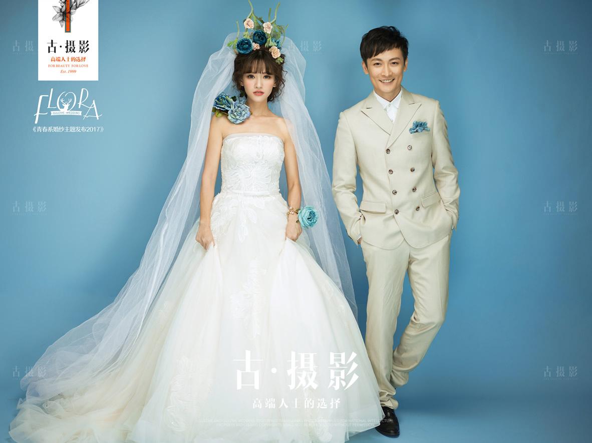 flowers Ⅱ - 明星范 - 古摄影婚纱艺术-古摄影成都婚纱摄影艺术摄影网