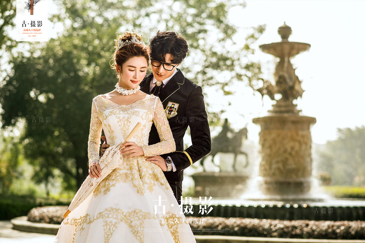 洛丽塔花园 - 最美外景 - 古摄影婚纱艺术-古摄影成都婚纱摄影艺术摄影网