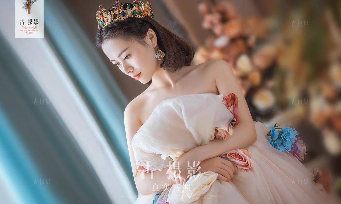 2月6日客片周先生 王小姐 - 每日客照 - 古摄影婚纱艺术-古摄影成都婚纱摄影艺术摄影网