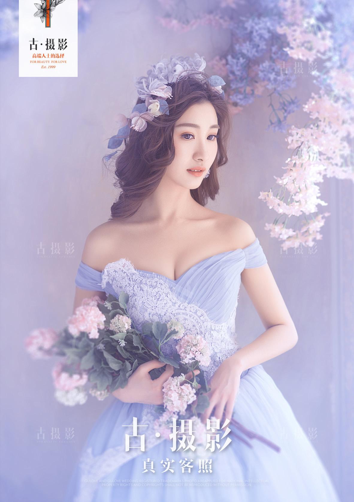 3月22日客片侯先生 张小姐 - 每日客照 - 古摄影婚纱艺术-古摄影成都婚纱摄影艺术摄影网