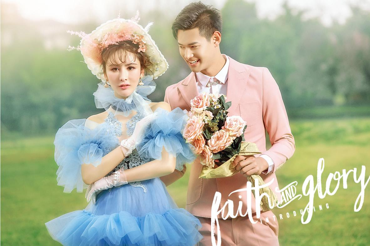唐顿庄园 - 最美外景 - 古摄影婚纱艺术-古摄影成都婚纱摄影艺术摄影网