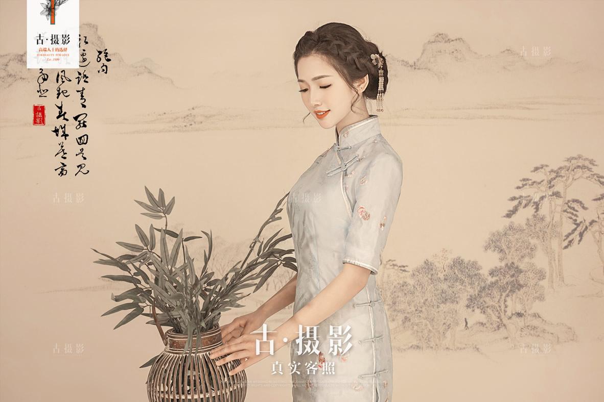 3月31日客片周先生 廖小姐 - 每日客照 - 古摄影婚纱艺术-古摄影成都婚纱摄影艺术摄影网