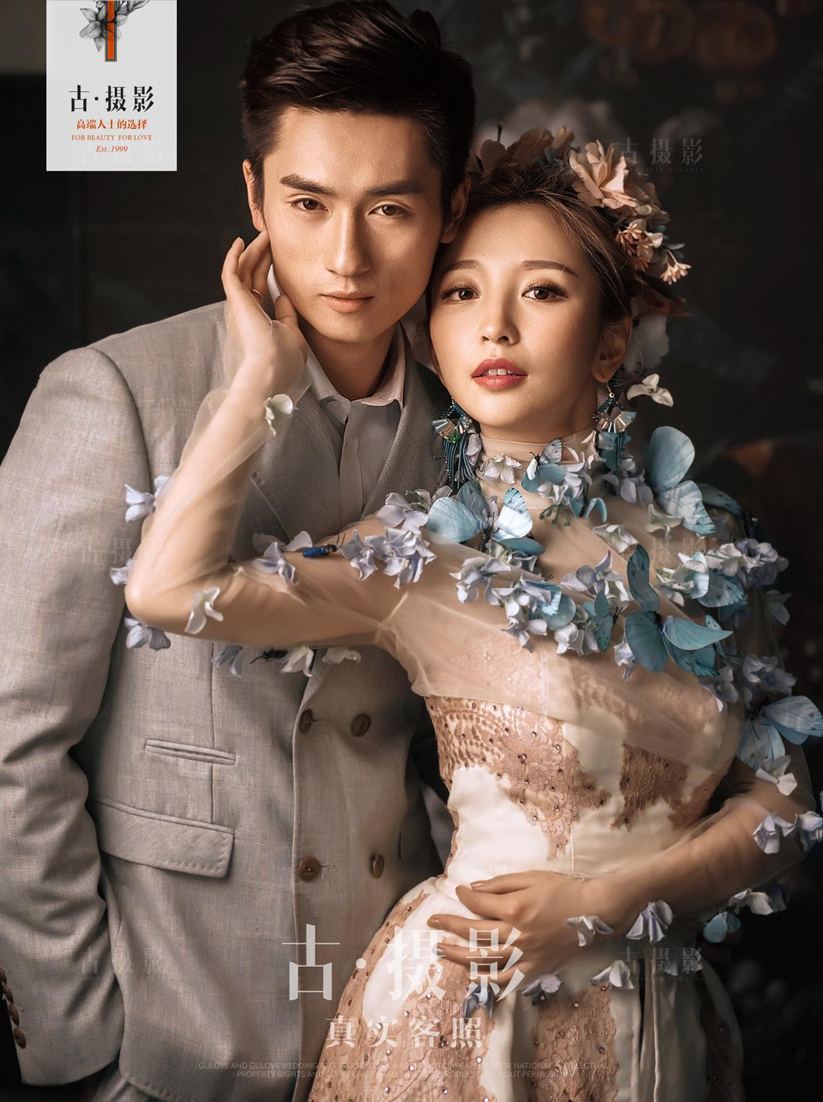 4月19日客片潘先生 龚小姐 - 每日客照 - 古摄影婚纱艺术-古摄影成都婚纱摄影艺术摄影网