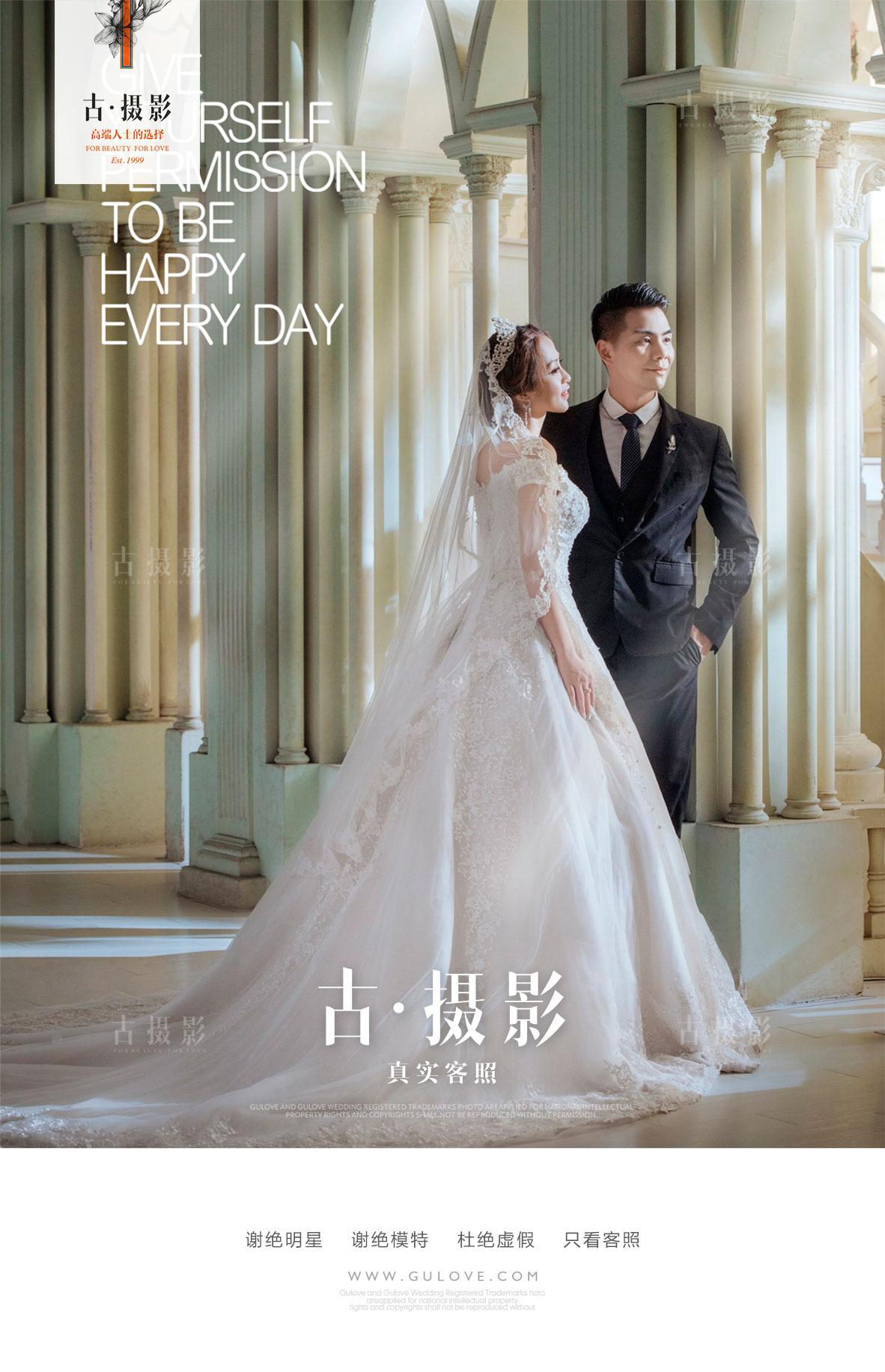 4月客照第二季 - 月度客照 - 古摄影婚纱艺术-古摄影成都婚纱摄影艺术摄影网