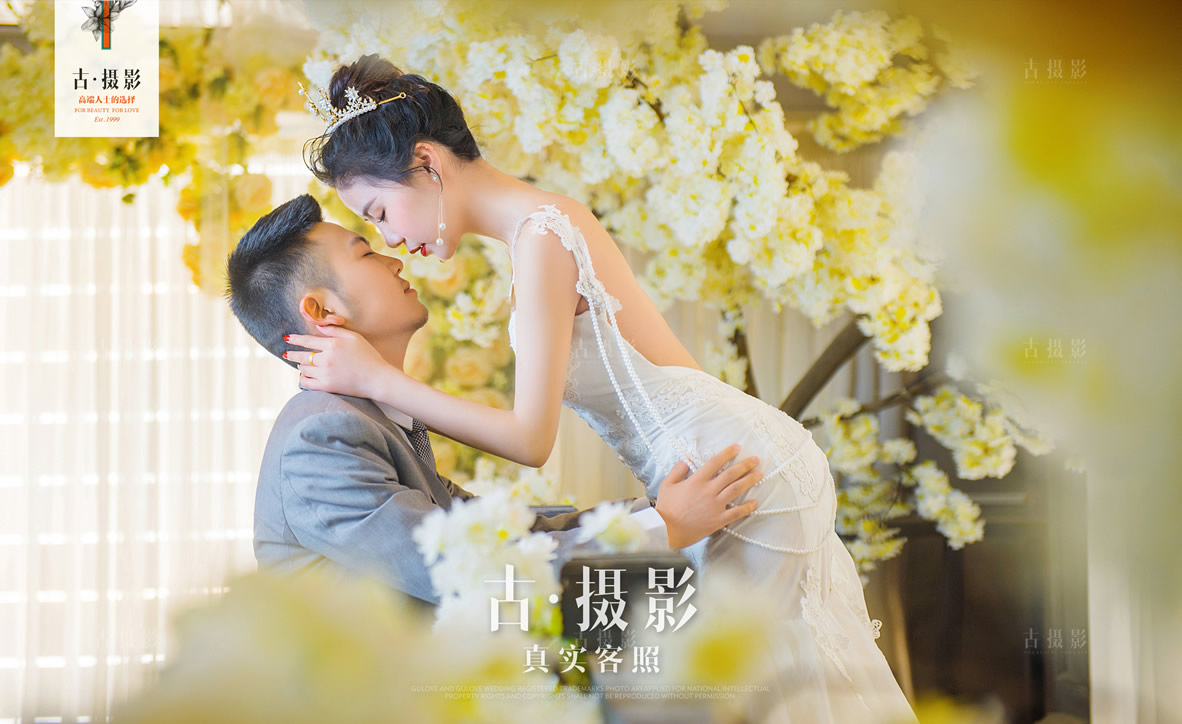 5月13日客片李先生夫妇 - 每日客照 - 古摄影婚纱艺术-古摄影成都婚纱摄影艺术摄影网