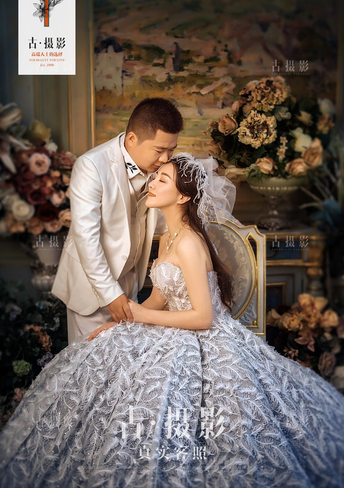 5月5日客片陈小姐夫妇 - 每日客照 - 古摄影婚纱艺术-古摄影成都婚纱摄影艺术摄影网