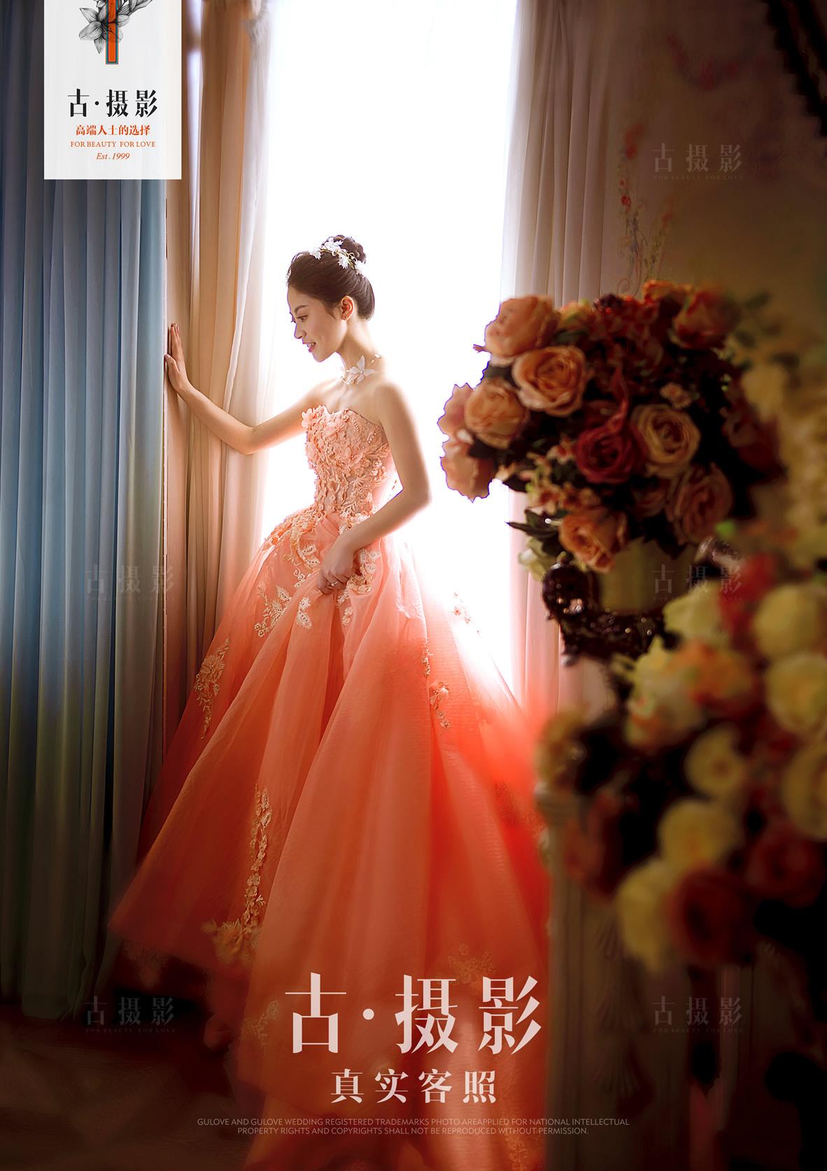 4月28日客片唐先生夫妇 - 每日客照 - 古摄影婚纱艺术-古摄影成都婚纱摄影艺术摄影网