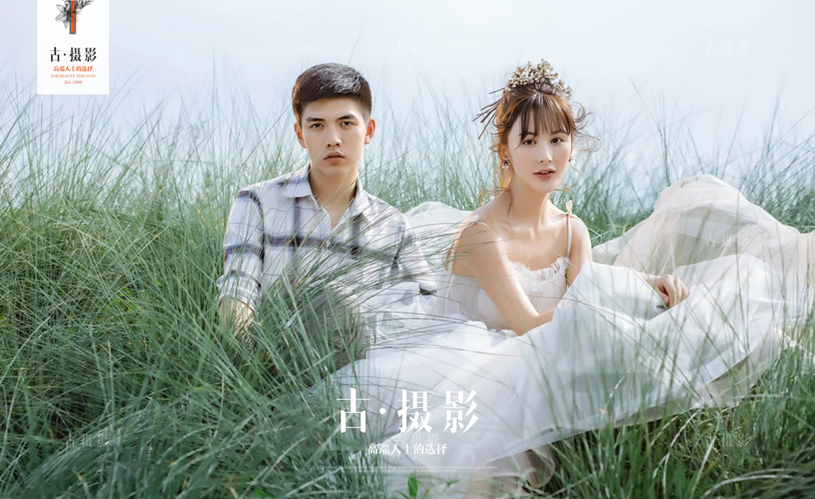 爱丽丝花园 - 最美外景 - 古摄影婚纱艺术-古摄影成都婚纱摄影艺术摄影网