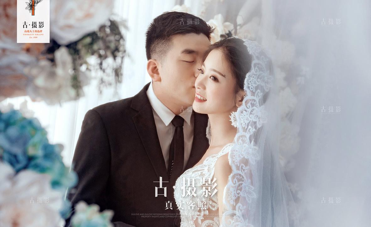 8月11日客片罗先生 胡小姐 - 每日客照 - 古摄影婚纱艺术-古摄影成都婚纱摄影艺术摄影网