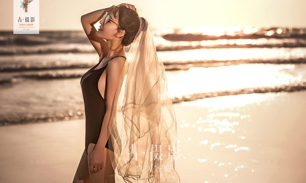 10月28日客片张先生  李小姐 - 每日客照 - 古摄影婚纱艺术-古摄影成都婚纱摄影艺术摄影网