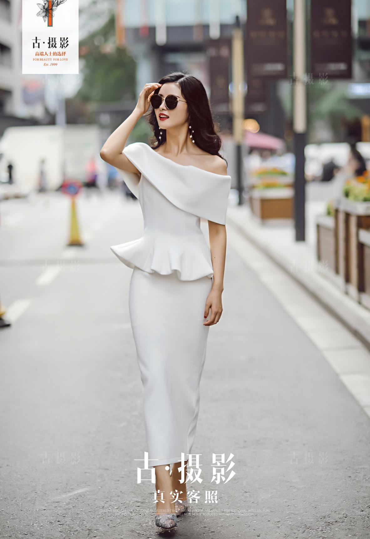 9月27日客片吴先生 陈小姐 - 每日客照 - 古摄影婚纱艺术-古摄影成都婚纱摄影艺术摄影网