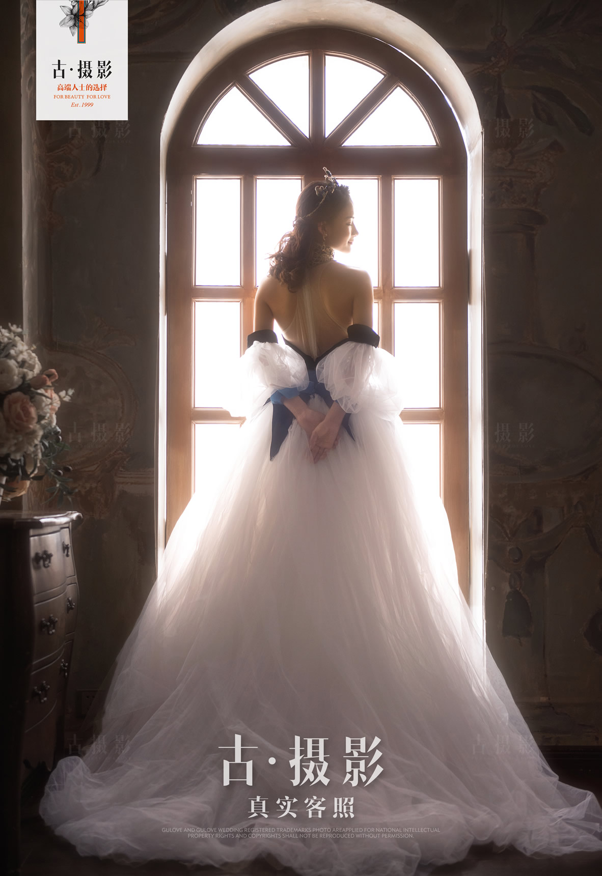 8月13日客片付小姐夫妇 - 每日客照 - 古摄影婚纱艺术-古摄影成都婚纱摄影艺术摄影网