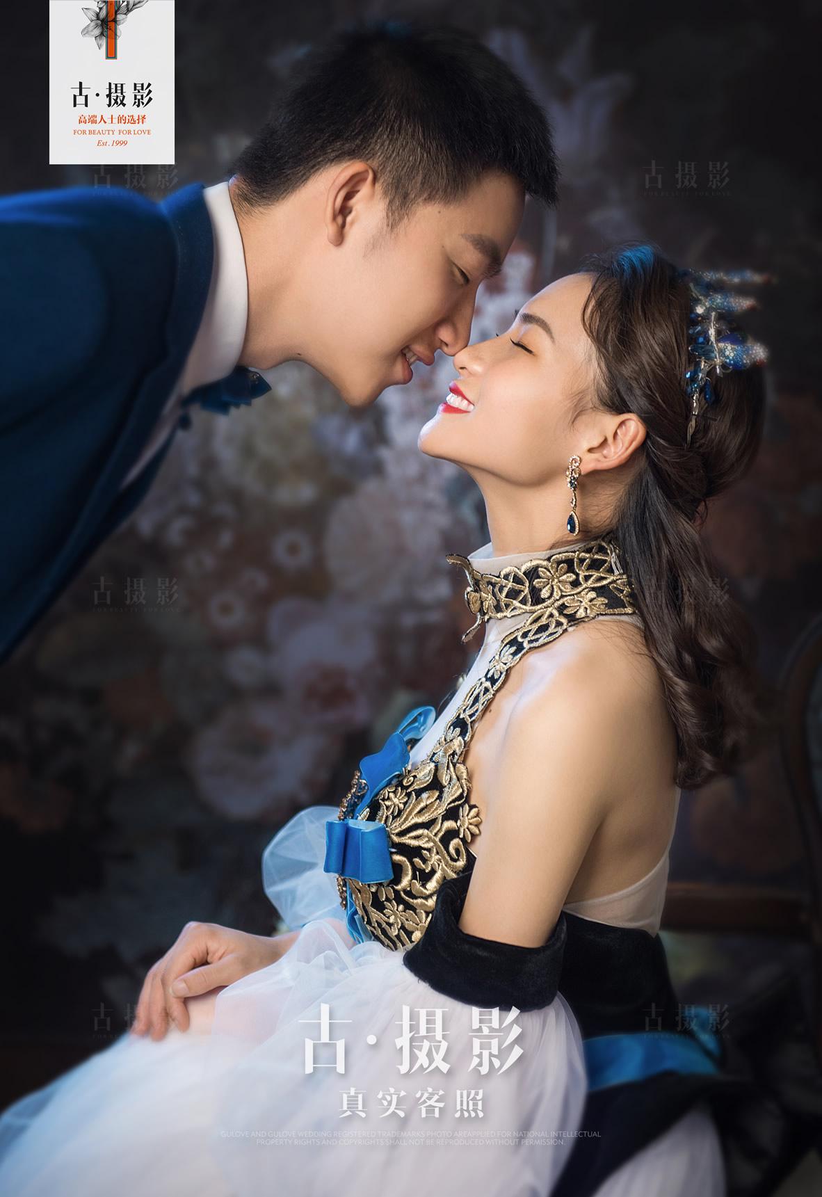 9月27日客片付小姐夫妇 - 每日客照 - 古摄影婚纱艺术-古摄影成都婚纱摄影艺术摄影网