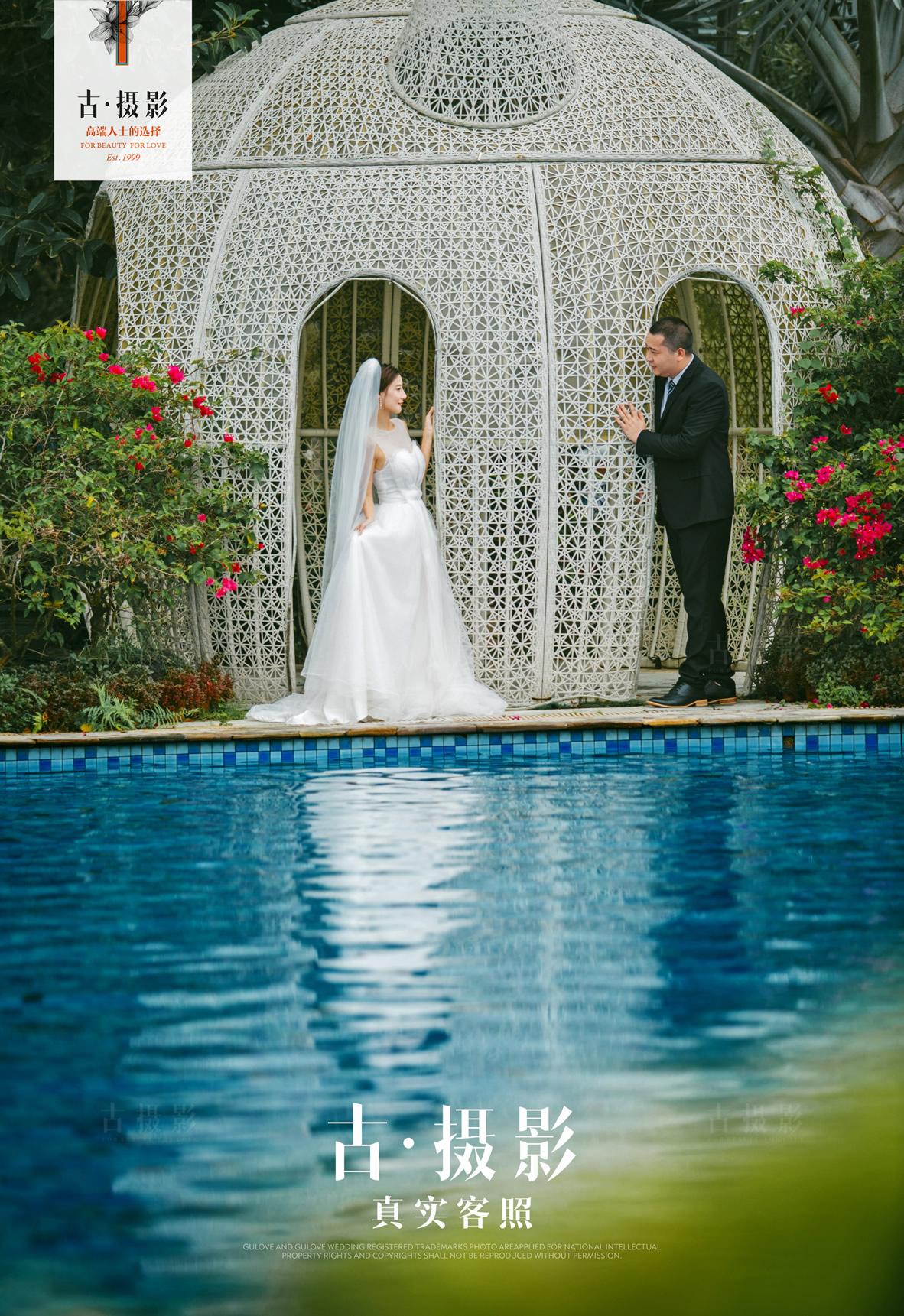 9月10日客片王先生 秦小姐 - 每日客照 - 古摄影婚纱艺术-古摄影成都婚纱摄影艺术摄影网