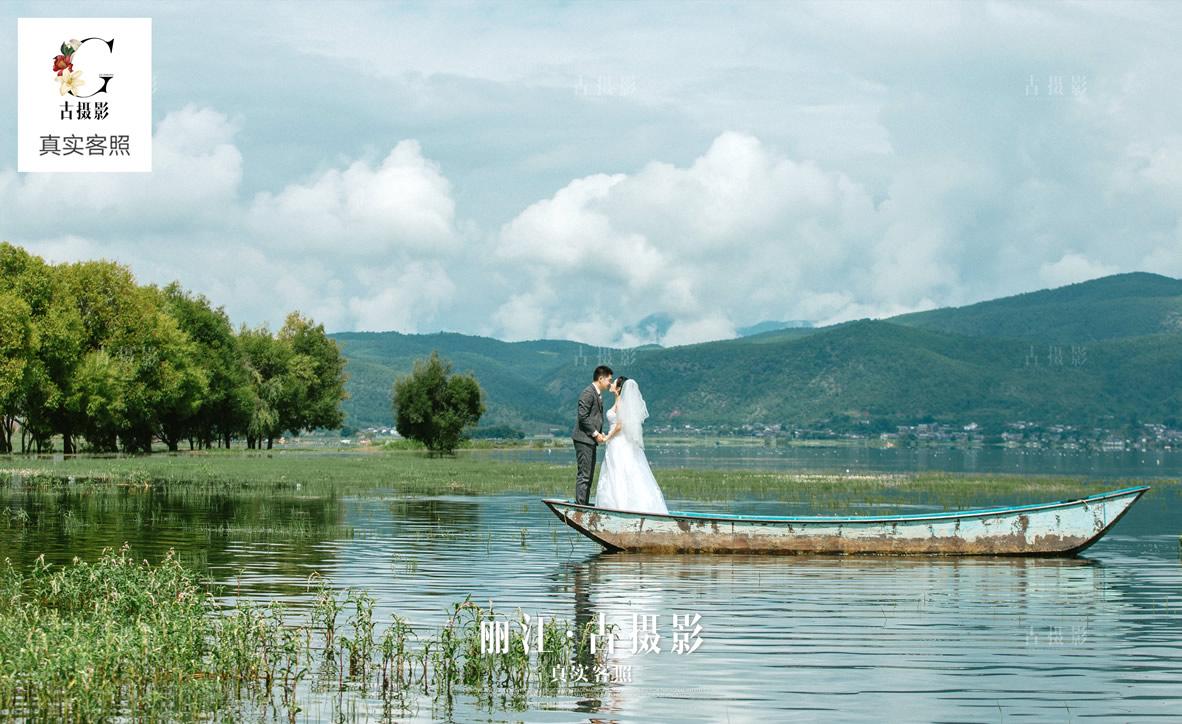 11月4日客片陈先生 李小姐 - 每日客照 - 古摄影婚纱艺术-古摄影成都婚纱摄影艺术摄影网