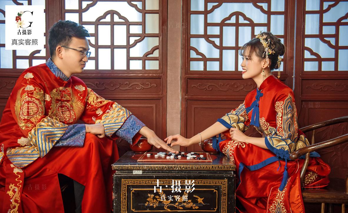 1月30日客片郭先生 唐小姐 - 每日客照 - 古摄影婚纱艺术-古摄影成都婚纱摄影艺术摄影网