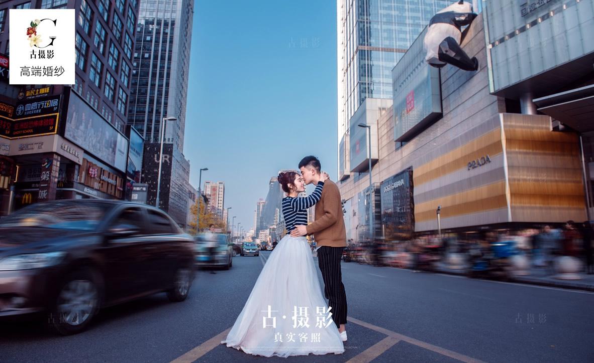 1月28日客片张先生 彭小姐 - 每日客照 - 古摄影婚纱艺术-古摄影成都婚纱摄影艺术摄影网