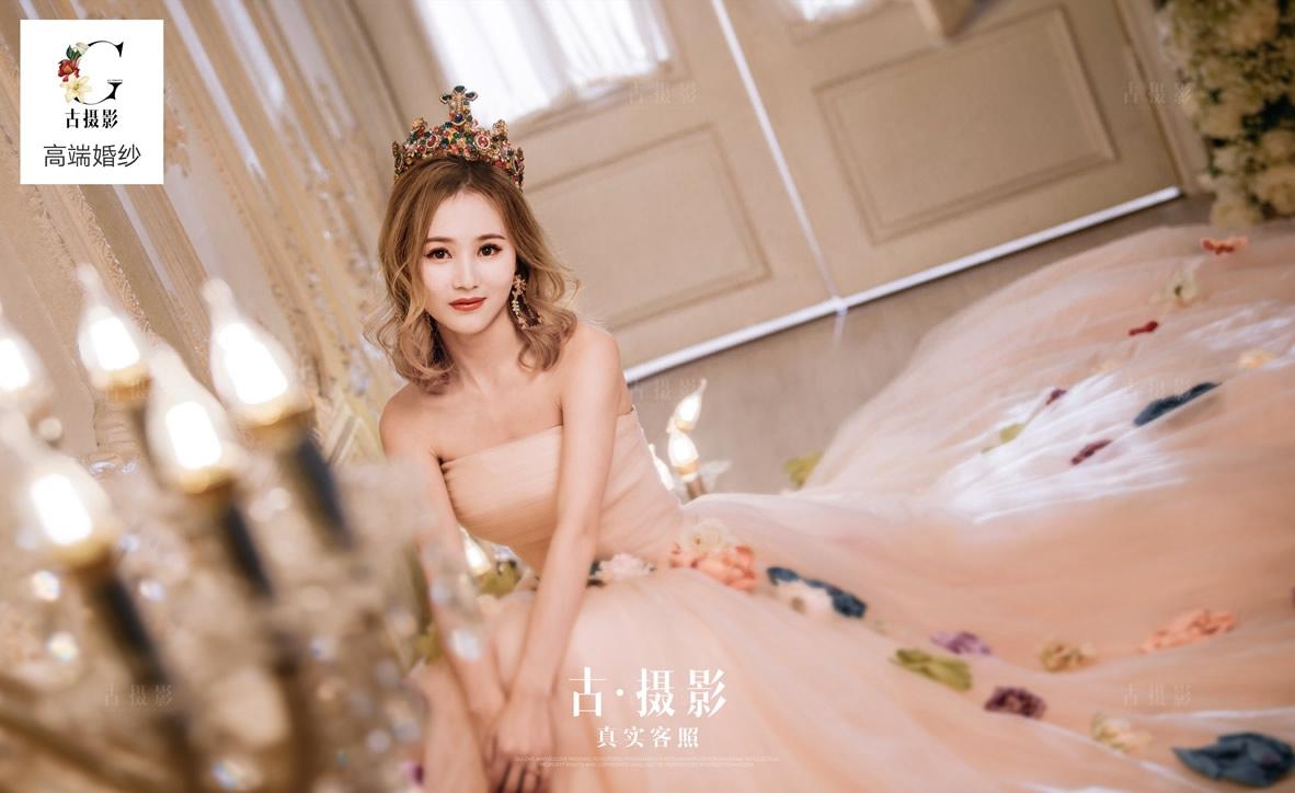 5月12日客片杨先生 吴小姐 - 每日客照 - 古摄影婚纱艺术-古摄影成都婚纱摄影艺术摄影网