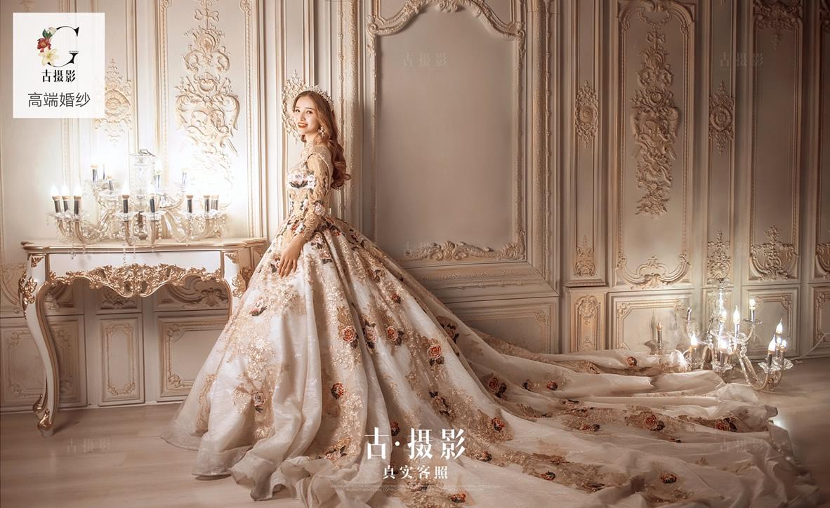 3月24日客片李先生 肖小姐 - 每日客照 - 古摄影婚纱艺术-古摄影成都婚纱摄影艺术摄影网