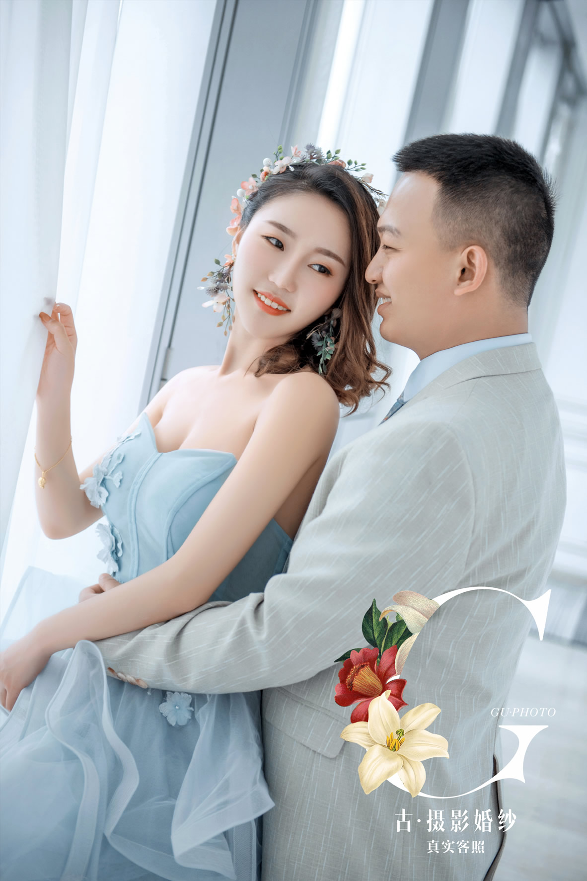 5月26日客片李先生 权小姐 - 每日客照 - 古摄影婚纱艺术-古摄影成都婚纱摄影艺术摄影网