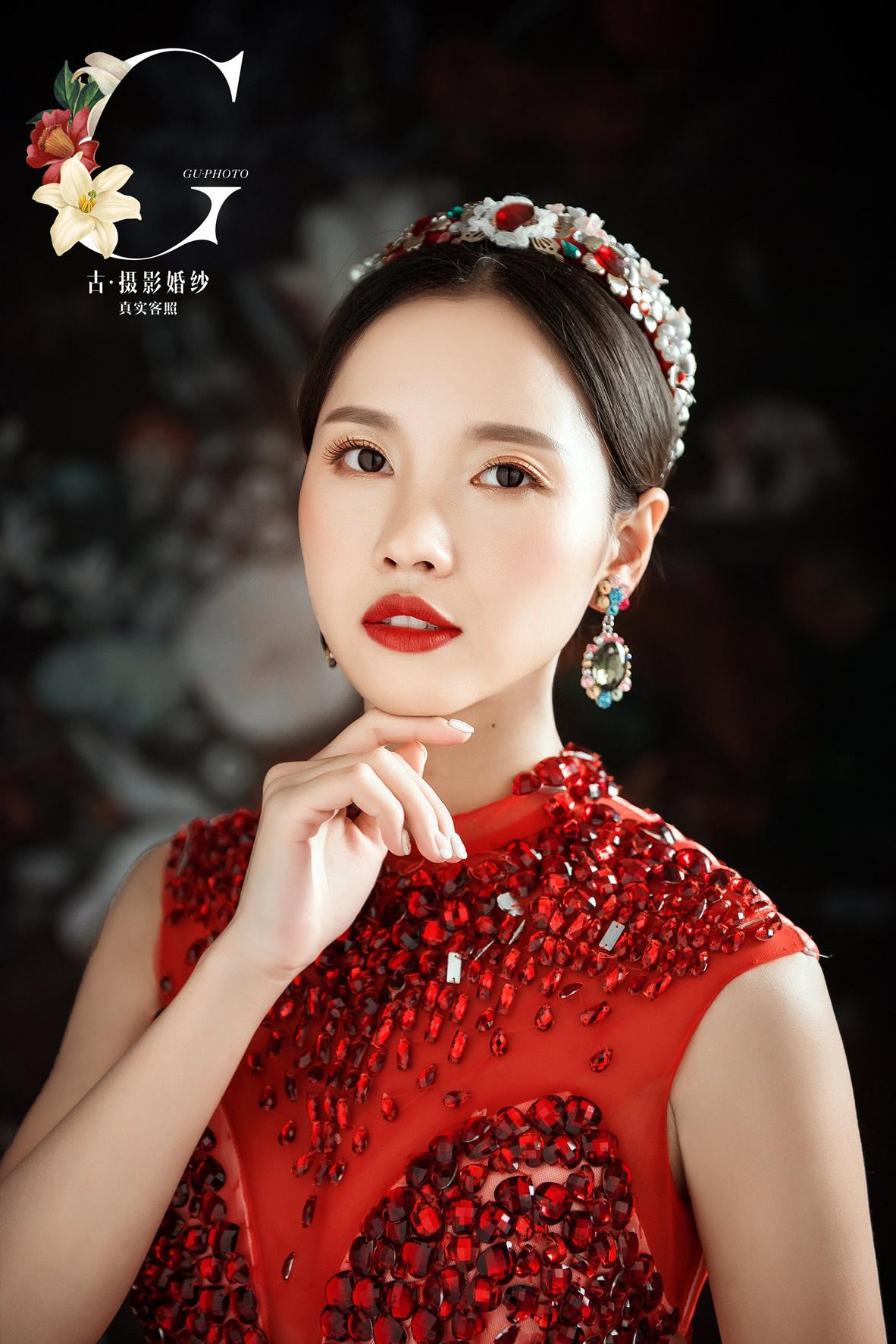 5月23日客片贾先生 蔡小姐 - 每日客照 - 古摄影婚纱艺术-古摄影成都婚纱摄影艺术摄影网