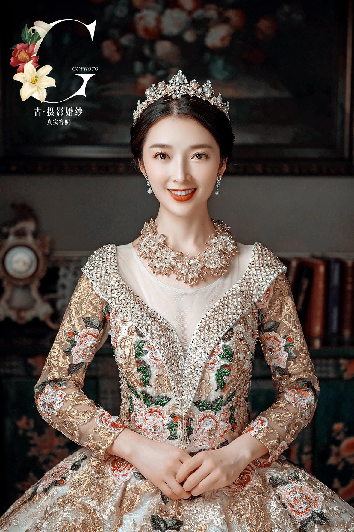 4月14日客片伍先生 高小姐 - 每日客照 - 古摄影婚纱艺术-古摄影成都婚纱摄影艺术摄影网