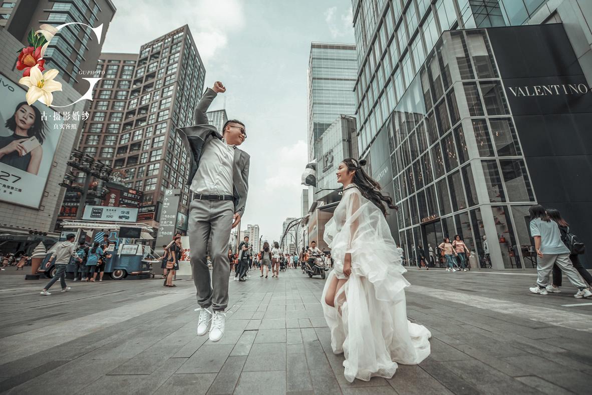 6月8日客片丁先生夫妇 - 每日客照 - 古摄影婚纱艺术-古摄影成都婚纱摄影艺术摄影网