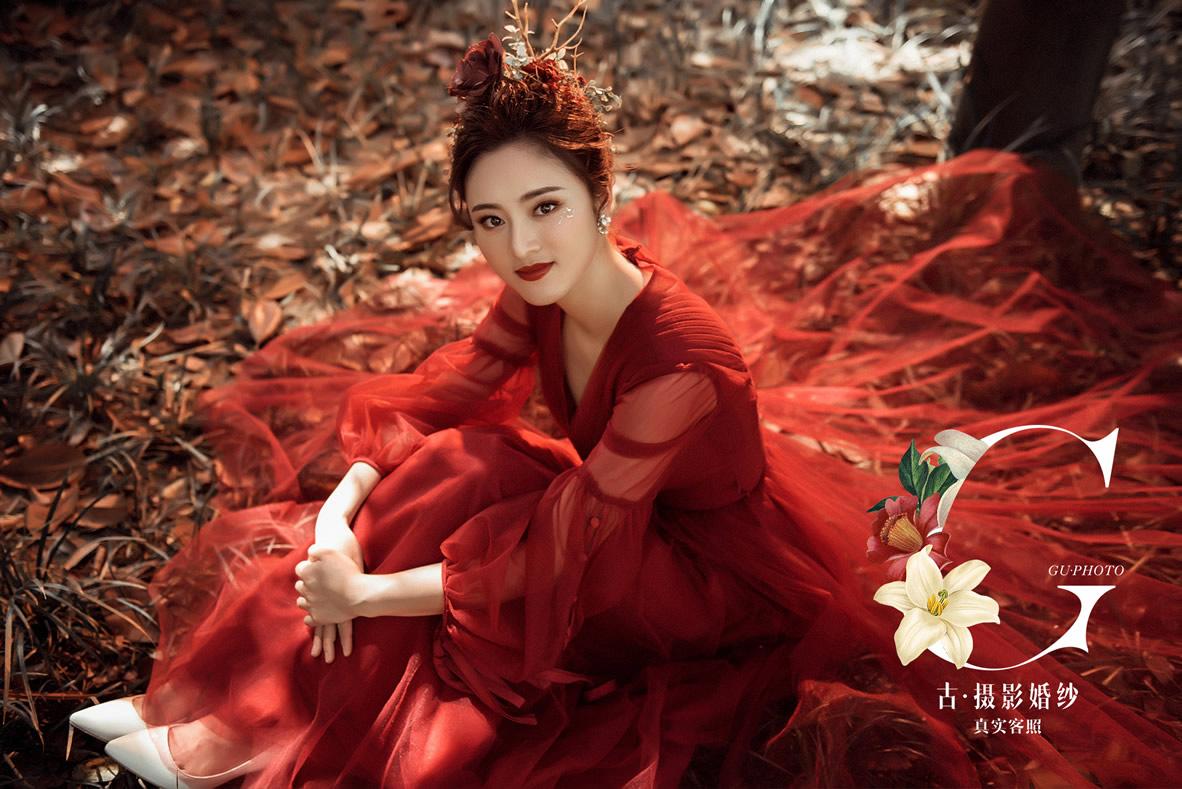 6月10日客片刘先生 沈小姐 - 每日客照 - 古摄影婚纱艺术-古摄影成都婚纱摄影艺术摄影网