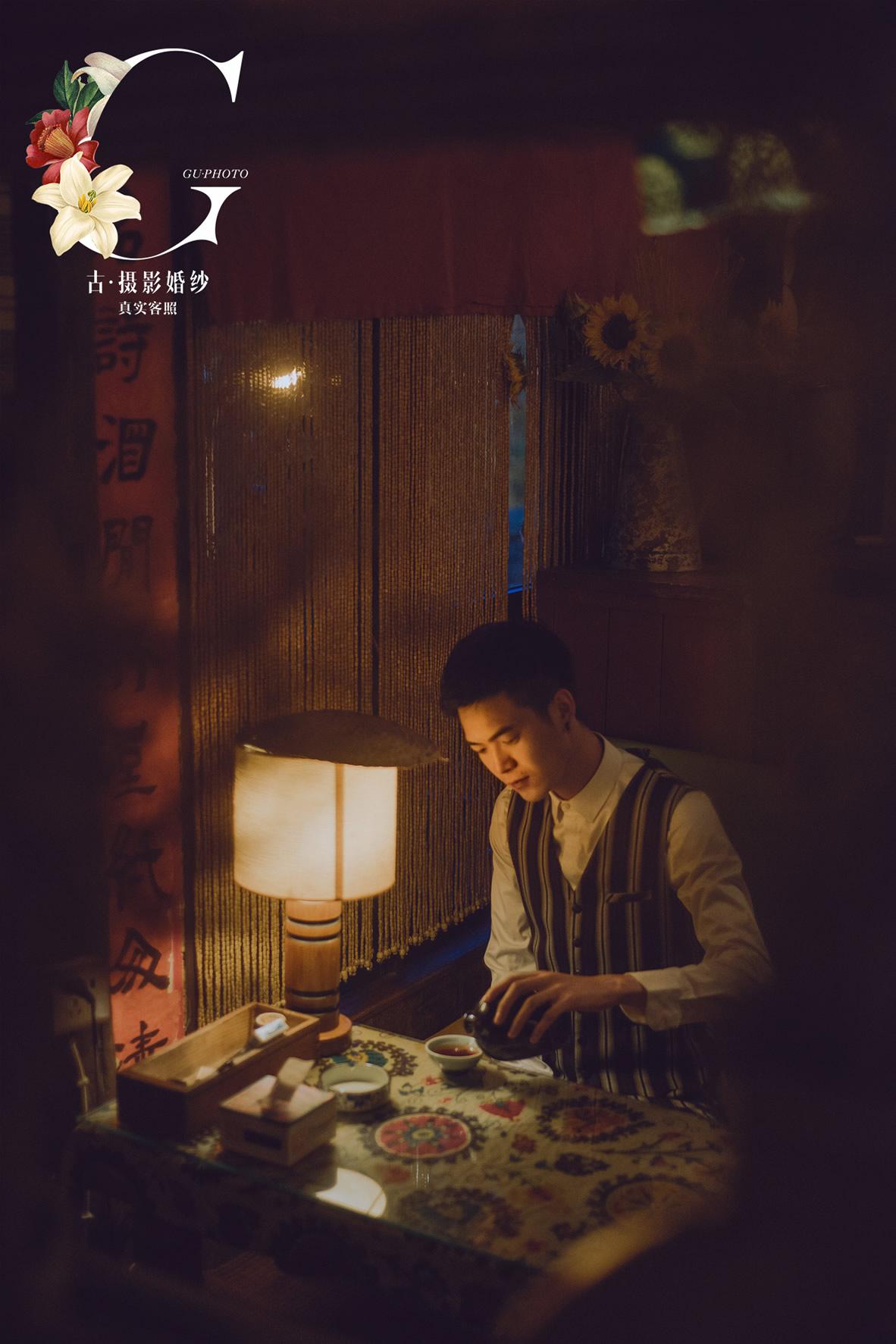 6月11日客片刘先生 小麦 - 每日客照 - 古摄影婚纱艺术-古摄影成都婚纱摄影艺术摄影网