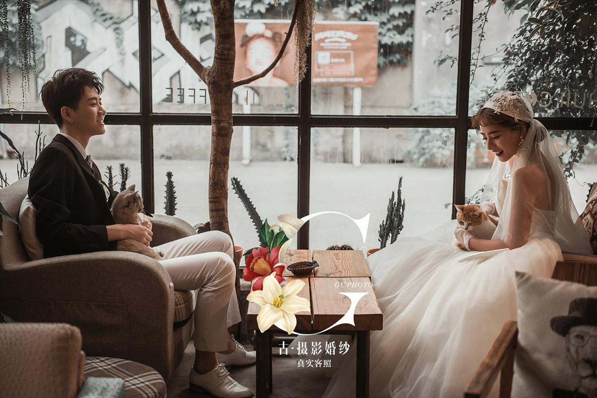 7月12日客片小焱夫妇 - 每日客照 - 古摄影婚纱艺术-古摄影成都婚纱摄影艺术摄影网