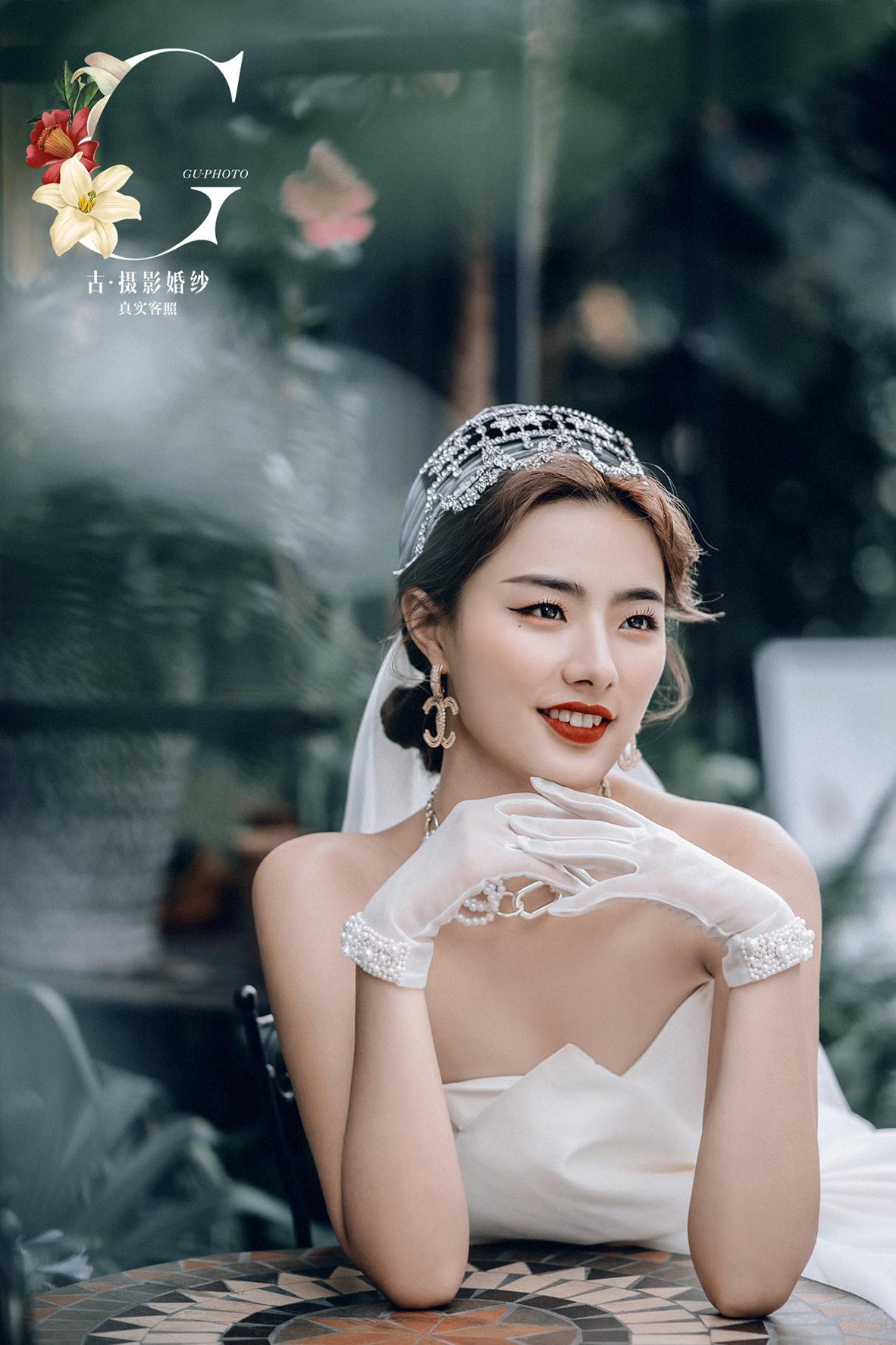 小焱夫妇 - 每日客照 - 古摄影婚纱艺术-古摄影成都婚纱摄影艺术摄影网