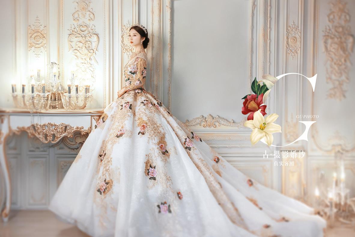 伍先生 高小姐 - 每日客照 - 古摄影婚纱艺术-古摄影成都婚纱摄影艺术摄影网