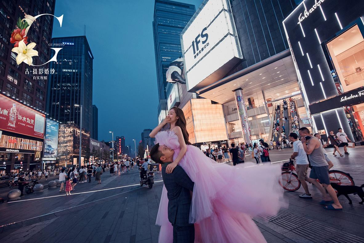 张小姐夫妇 - 每日客照 - 古摄影婚纱艺术-古摄影成都婚纱摄影艺术摄影网