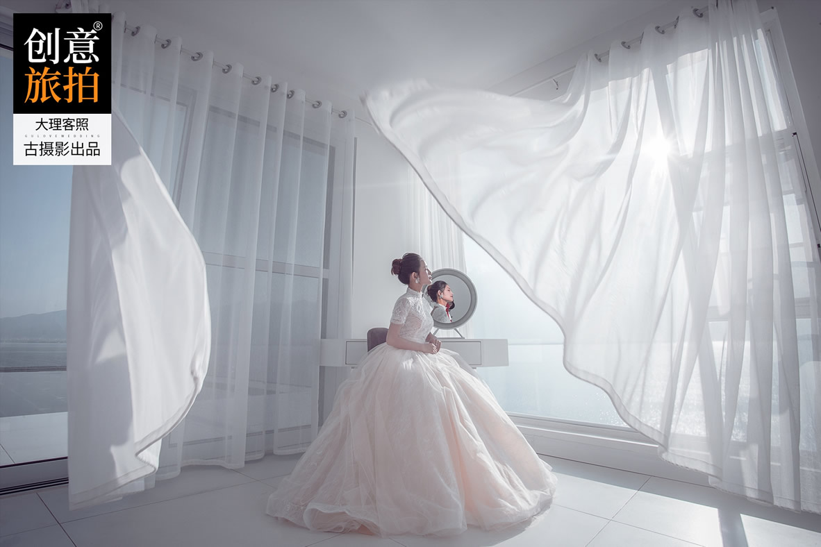 大理客照 - 旅拍客照集合 - 古摄影婚纱艺术-古摄影成都婚纱摄影艺术摄影网