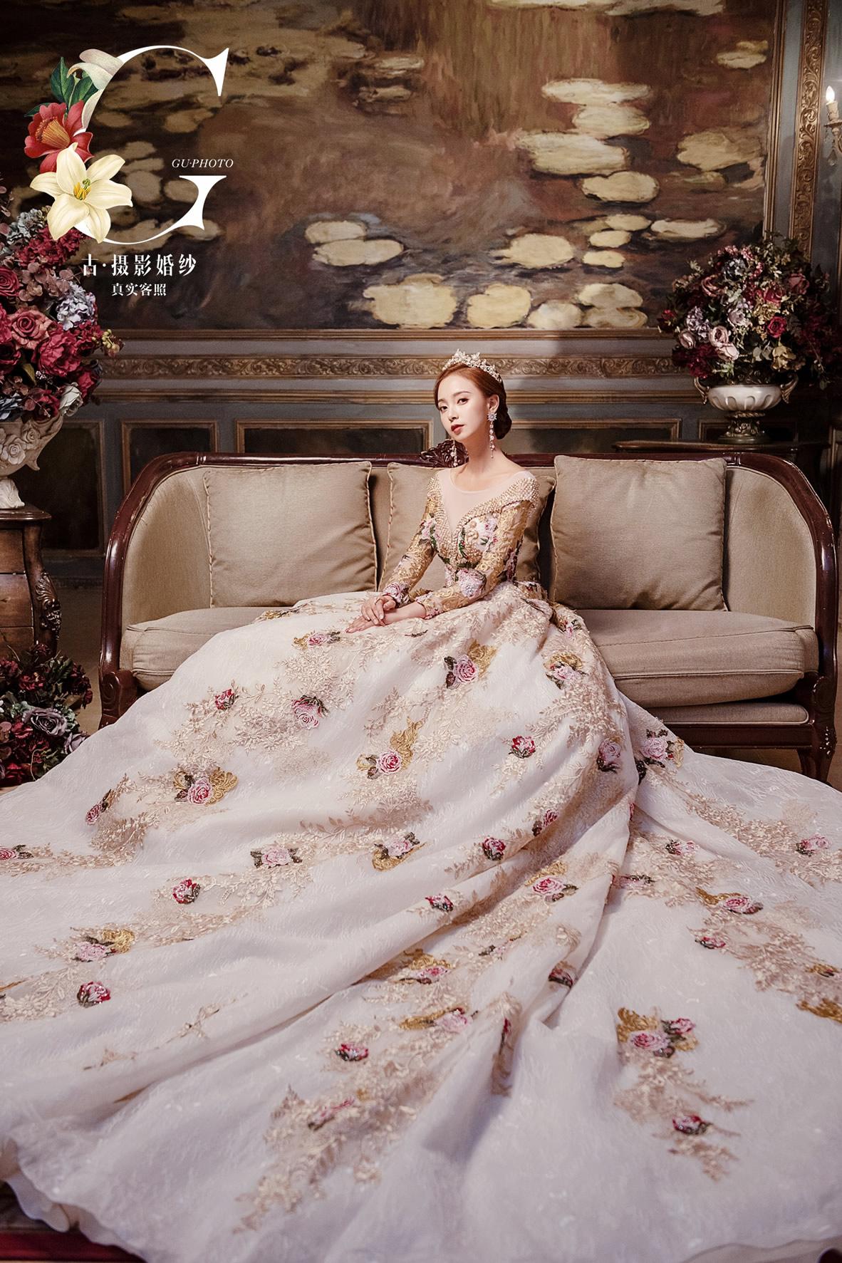 吴先生 段小姐 - 每日客照 - 古摄影婚纱艺术-古摄影成都婚纱摄影艺术摄影网