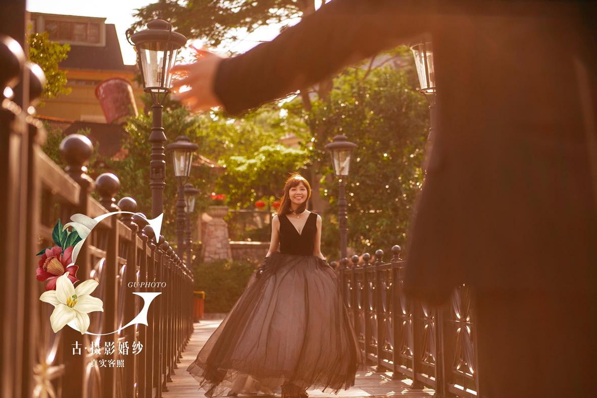 梁先生 冼小姐 - 每日客照 - 古摄影婚纱艺术-古摄影成都婚纱摄影艺术摄影网