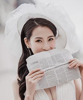 刘先生 梁小姐