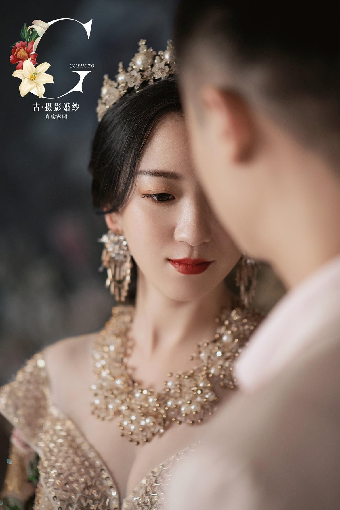 欧阳先生 罗小姐 - 每日客照 - 古摄影婚纱艺术-古摄影成都婚纱摄影艺术摄影网
