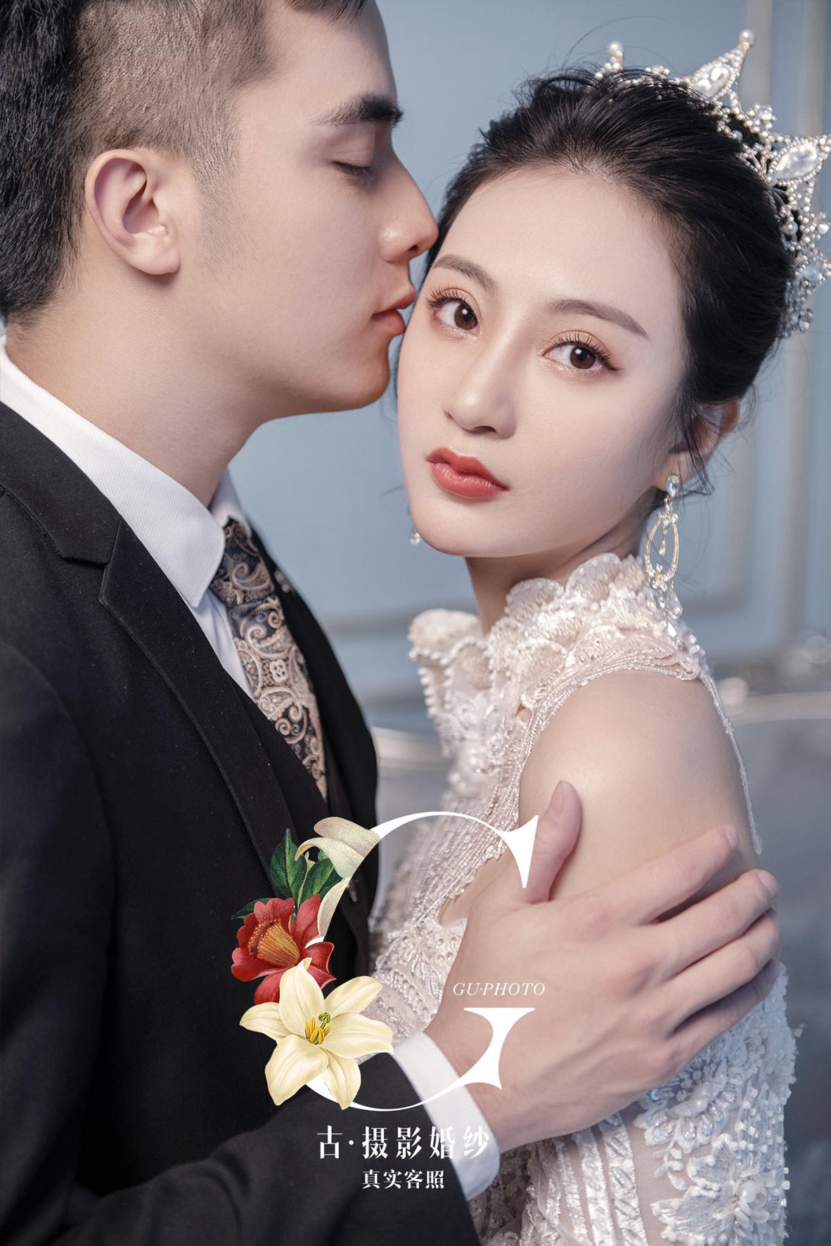 林先生 李小姐 - 每日客照 - 古摄影婚纱艺术-古摄影成都婚纱摄影艺术摄影网