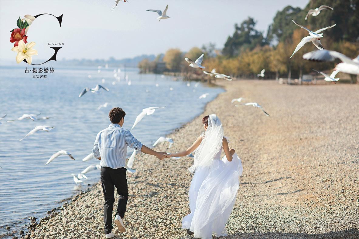 刘先生 石小姐 - 每日客照 - 古摄影婚纱艺术-古摄影成都婚纱摄影艺术摄影网