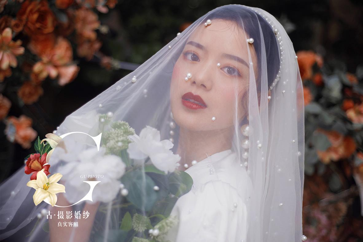 李先生 张小姐 - 每日客照 - 古摄影婚纱艺术-古摄影成都婚纱摄影艺术摄影网