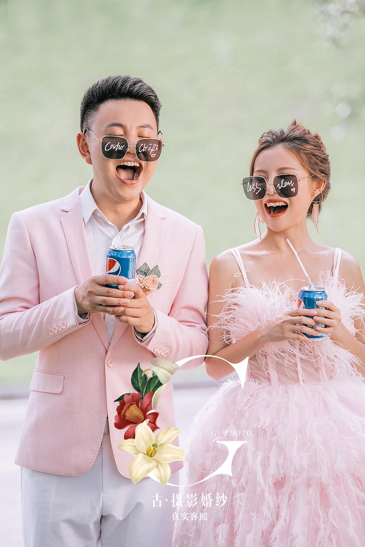 廖小姐夫妇 - 每日客照 - 古摄影婚纱艺术-古摄影成都婚纱摄影艺术摄影网