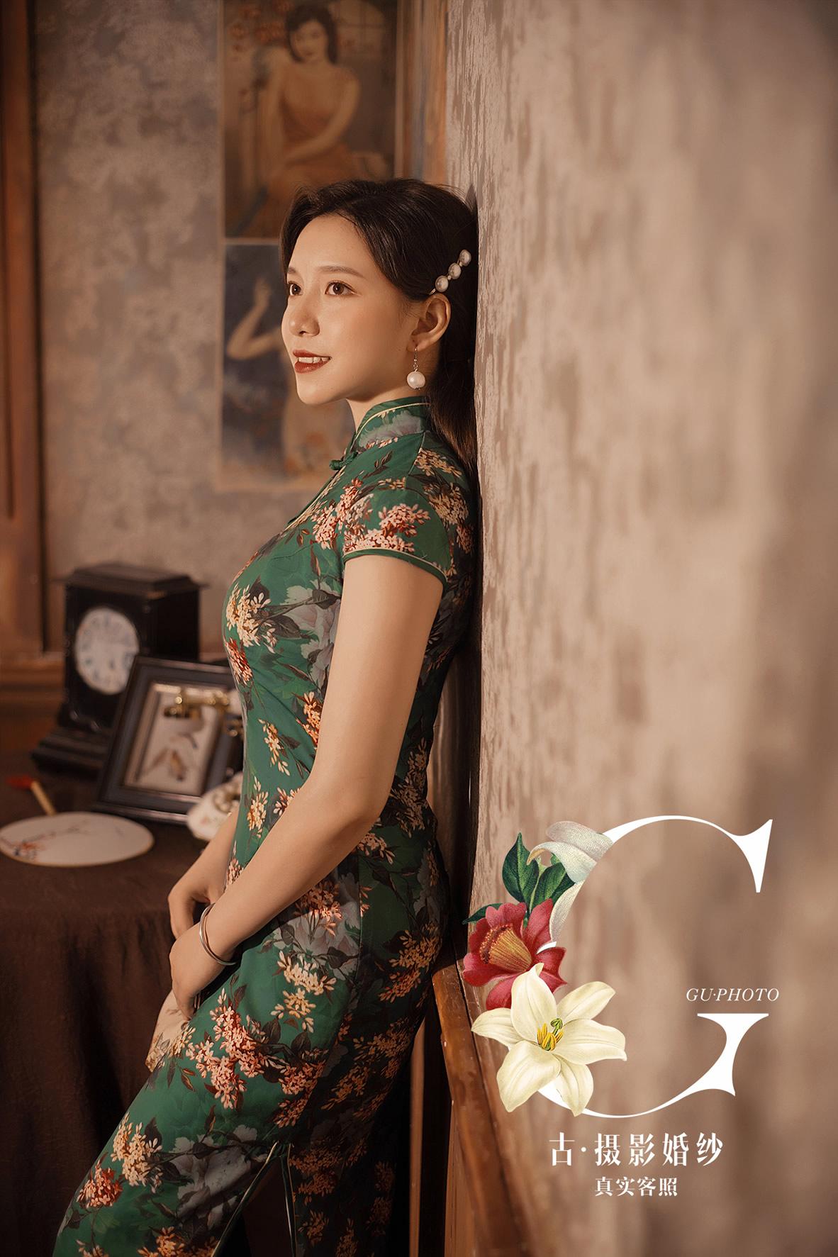 张先生 伍小姐 - 每日客照 - 古摄影婚纱艺术-古摄影成都婚纱摄影艺术摄影网