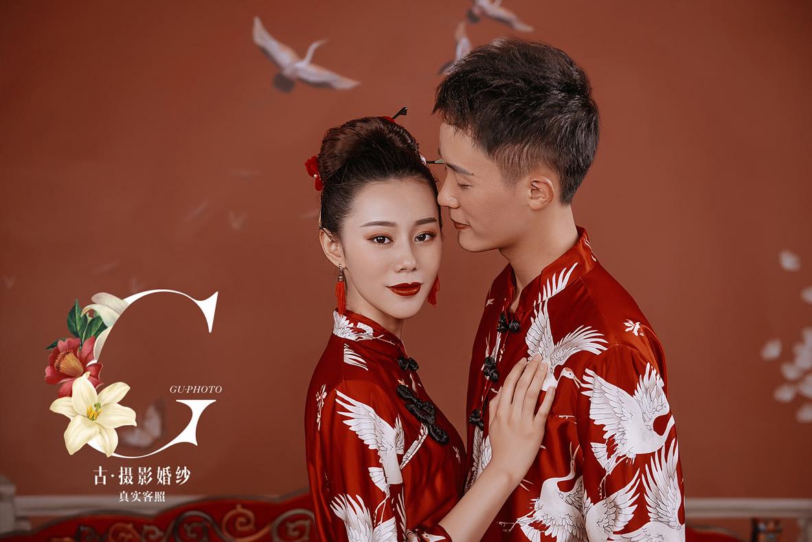 李先生 陈小姐 - 每日客照 - 古摄影婚纱艺术-古摄影成都婚纱摄影艺术摄影网