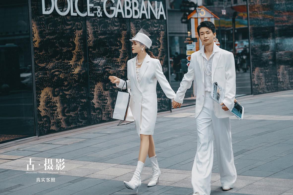 魏小姐夫妇 - 每日客照 - 古摄影婚纱艺术-古摄影成都婚纱摄影艺术摄影网