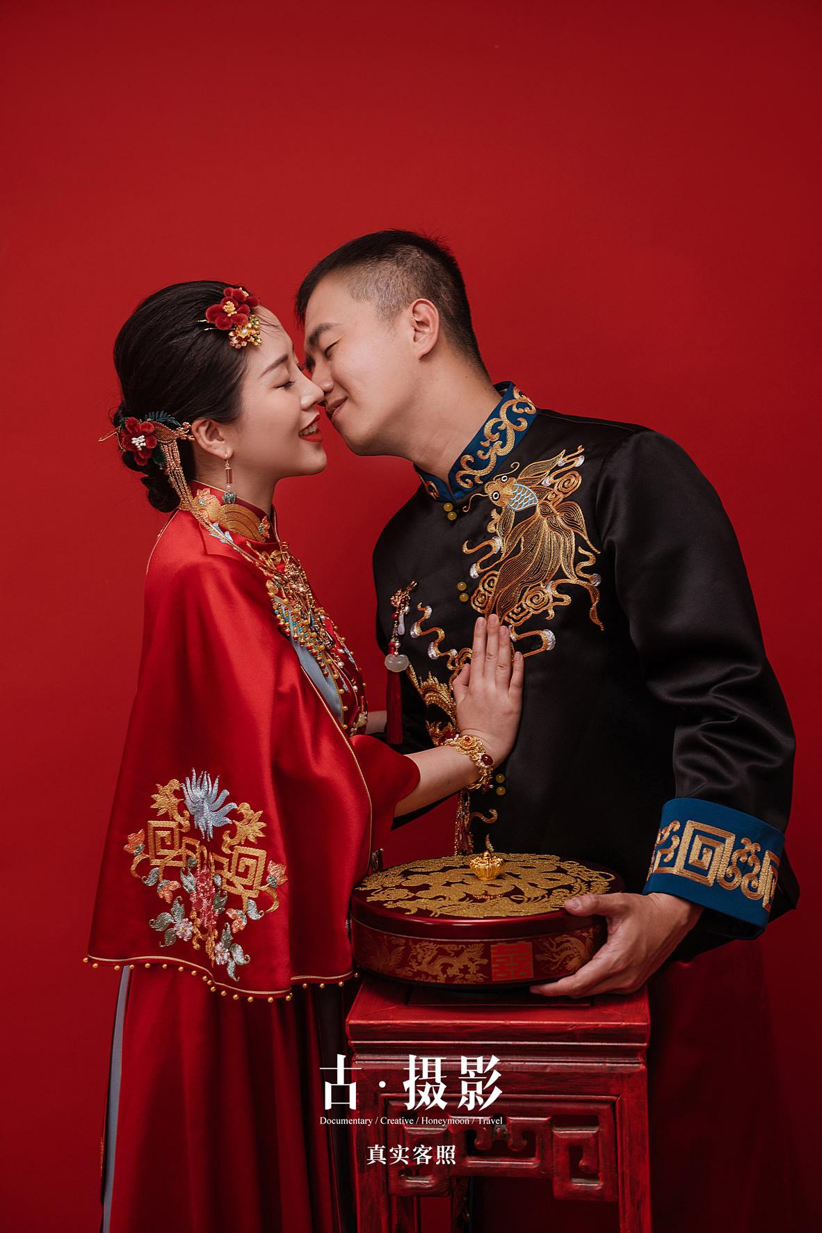 潘先生夫妇 - 每日客照 - 古摄影婚纱艺术-古摄影成都婚纱摄影艺术摄影网
