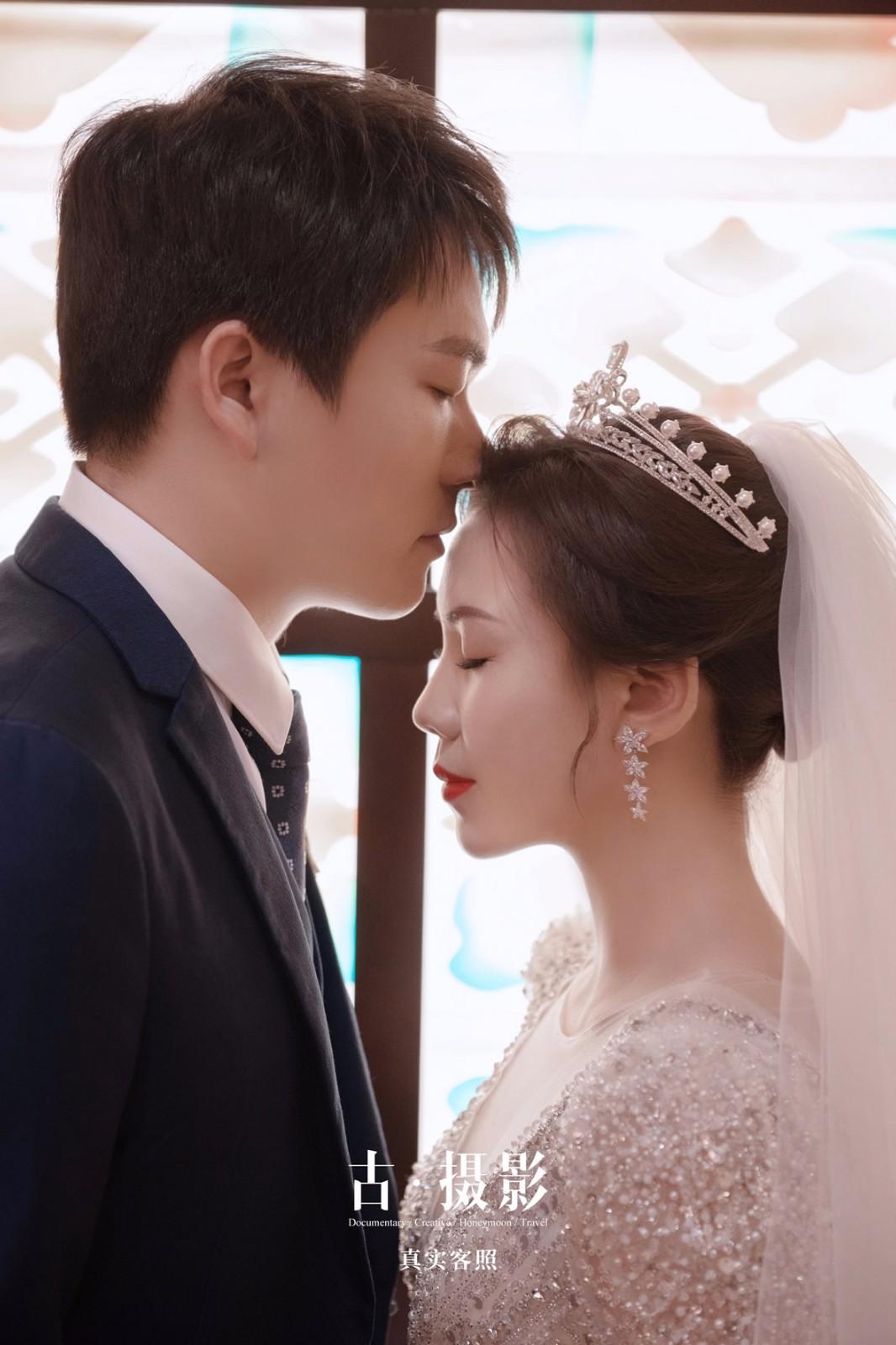 郭先生 吴小姐 - 每日客照 - 广州婚纱摄影-广州古摄影官网