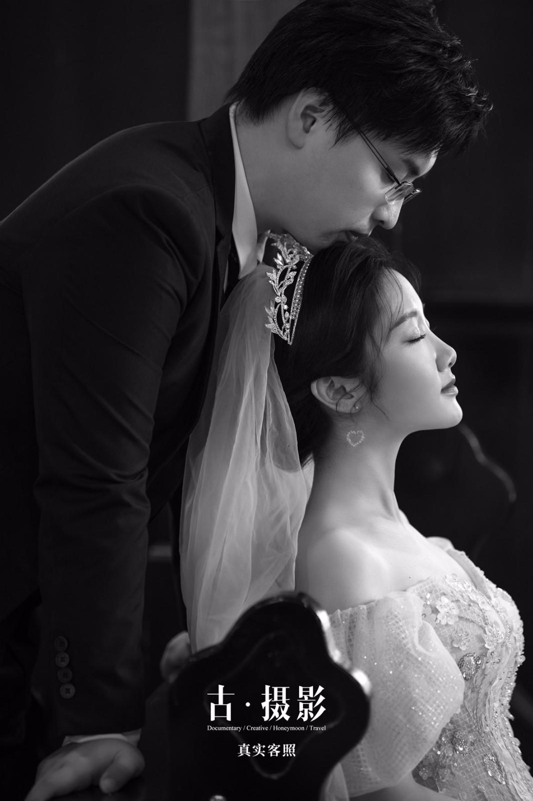 余先生 罗小姐 - 每日客照 - 广州婚纱摄影-广州古摄影官网